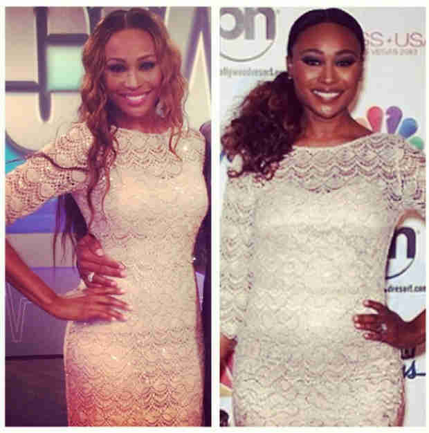 Cynthia Bailey Shows Off Dramatic Weight Loss in Before and After Photos!