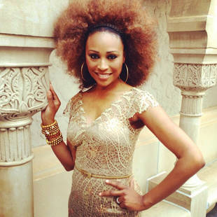 Which Atlanta Housewife Does Cynthia Bailey Feel a Special Connection to?