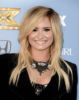 The X Factor Loses Out at People's Choice Awards — What About Demi Lovato?