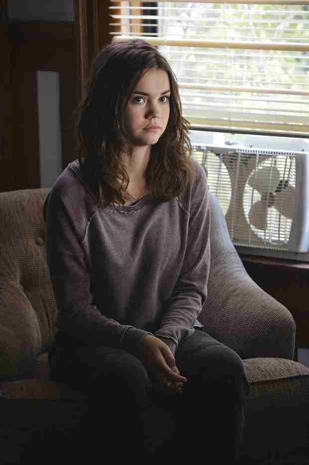 """The Fosters Spoilers: Maia Mitchell on Callie and Brandon's """"Tragic"""" Romance and """"Intense Inner Turmoil"""" — Exclusive"""