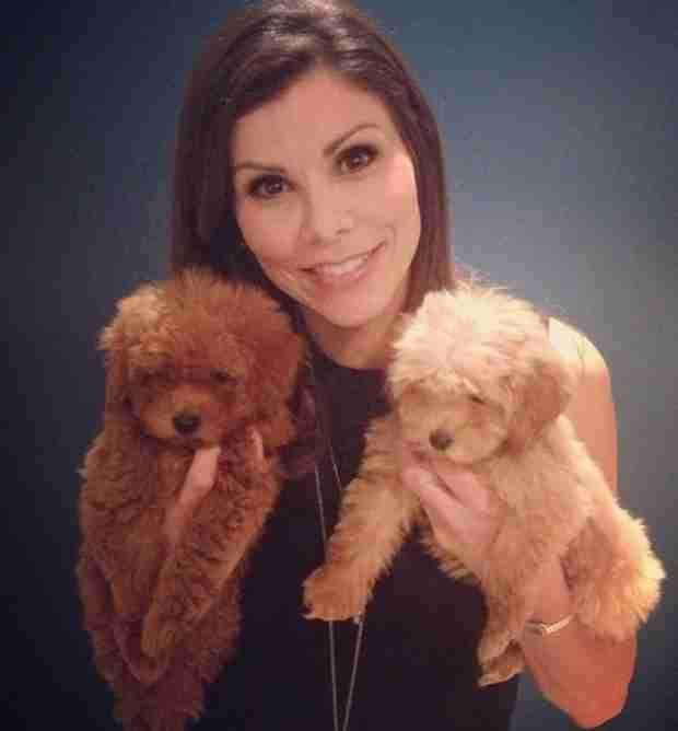 Heather Dubrow Debuts Newest Members of Her Family — Adorable Alert! (PHOTO)
