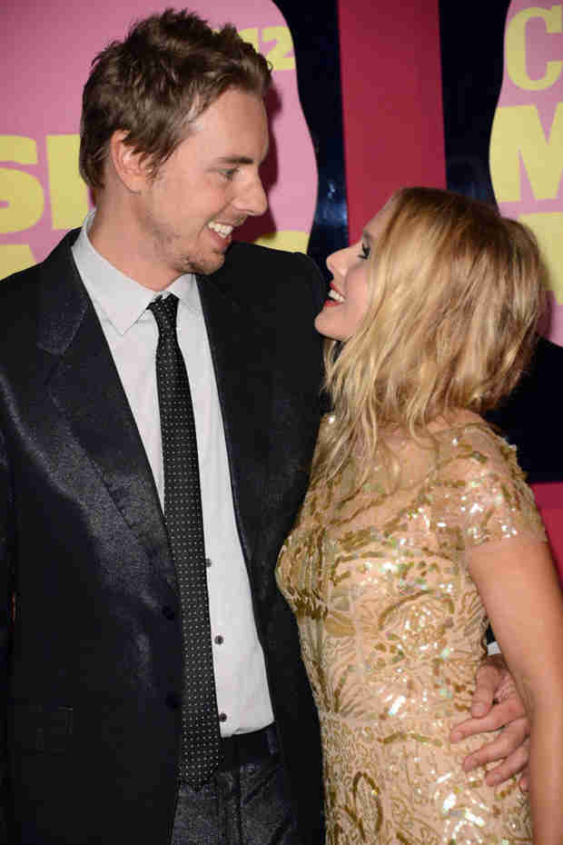 """Dax Shepard's Call To Action To End Paparazzi Photos of Celebrity Children: """"Stop Buying Tabloids"""""""