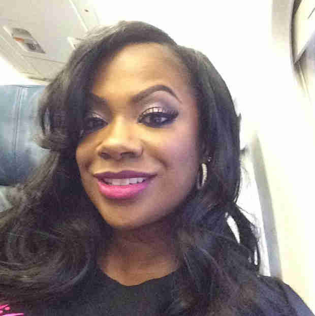 Kandi Burruss Heads to New York to Appear in Newsical The Musical Off-Broadway (PHOTO)