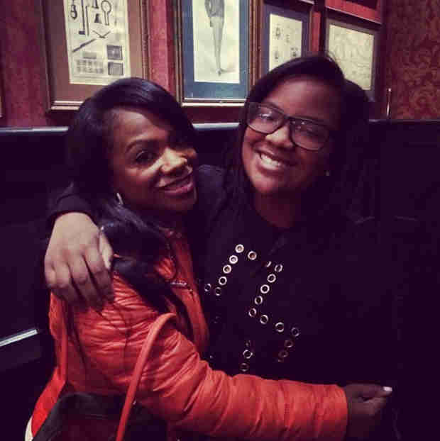 Kandi Burruss Posts Adorable Mommy-Daughter Portraits With Riley and Mama Joyce (PHOTOS)
