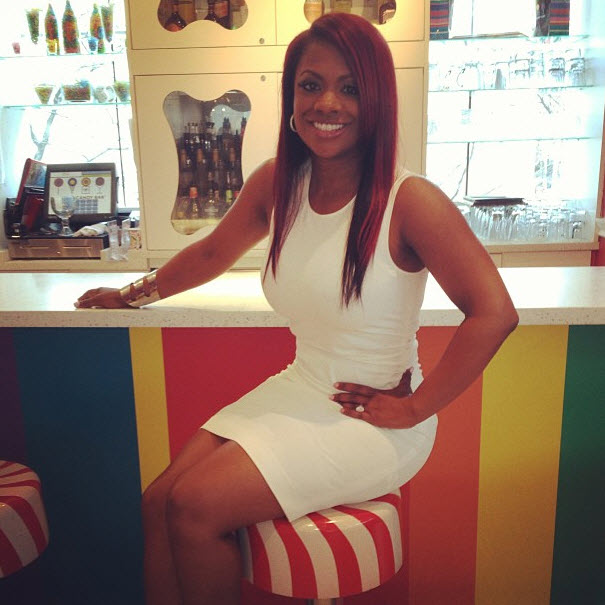Fans Want Kandi Burruss on Glee — Playing THIS Role!