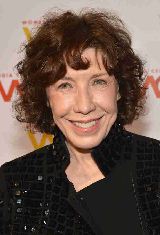 Lily Tomlin Marries Partner Jane Wagner — After 42 Years Together!