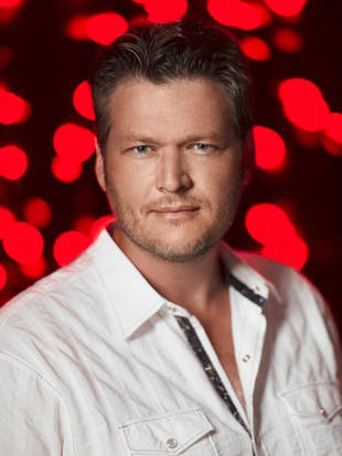 """Blake Shelton's """"Mine Would Be You"""" Featured on Grammy Compilation"""