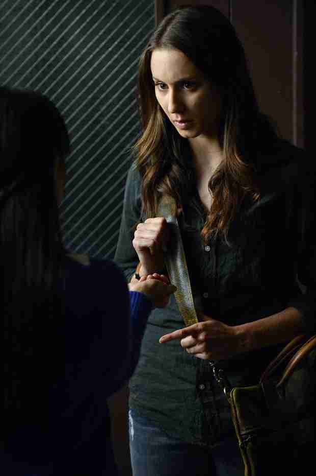 Pretty Little Liars Season 4, Episode 17: Is Spencer Getting Hooked on Pills Too Over the Top?