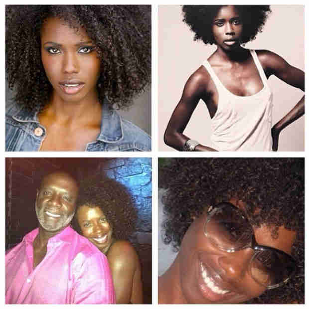 Peter Thomas Accused of Cheating on Cynthia Bailey, Mystery Woman Turns Out to Be His Daughter! (PHOTOS)