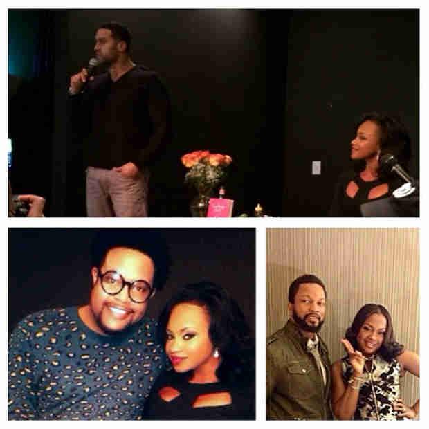 Phaedra Parks Gives Husband Apollo Nida Big Props