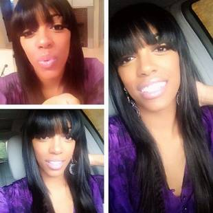Porsha Stewart Shows Off Her Real Hair: See It Now! (PHOTOS)
