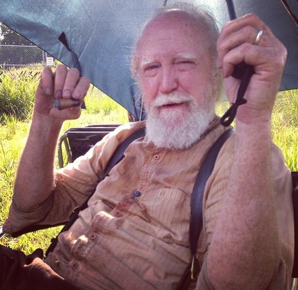 The Walking Dead: How to Meet Scott Wilson, aka Hershel, in 2014