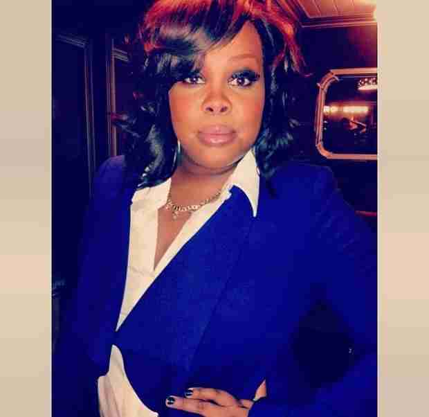 Amber Riley Launches Plus-Size Clothing Boutique — Immediately Sells Out!