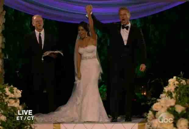 Sean Lowe and Catherine Giudici Wedding: Recap