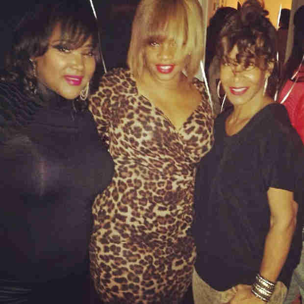 Sheree Whitfield Celebrates Birthday with Friends — Do You Miss Her? (PHOTO)