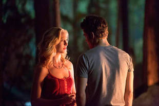 """The Vampire Diaries Spoilers: Will Stefan and Caroline's Kiss Lead to """"Consequences""""?"""