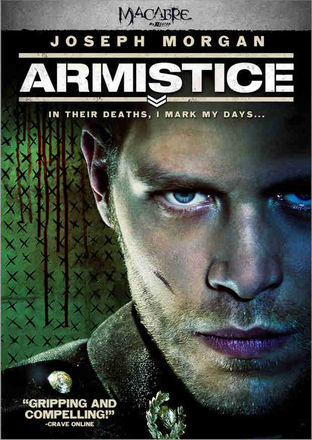 Originals Star Joseph Morgan Sings in the Bath? — Check Out This Clip From Armistice (VIDEO)