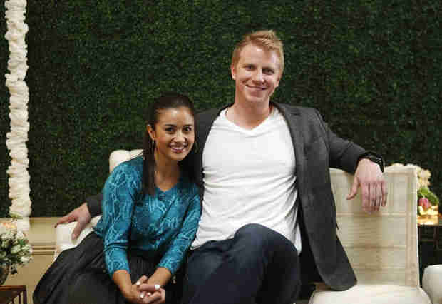 See Bachelor Sean Lowe Shop for Catherine Giudici's Wedding Night Lingerie
