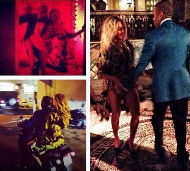 Beyonce and Jay Z Celebrate New Year's Eve in Miami (PHOTO and VIDEO)
