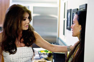 "Lisa Vanderpump on Brandi Glanville: ""I Cannot Even Fathom"" Why She Behaves As She Does"