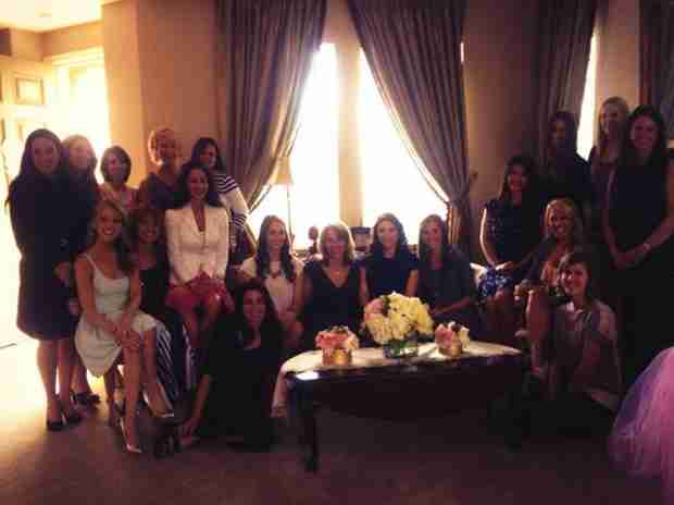 """DeAnna Pappas Stagliano Shares Photos From """"Baby Stag"""" Shower"""