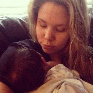 Kailyn Lowry Makes Javi Marroquin Sleep on the Couch — For a Great Reason!