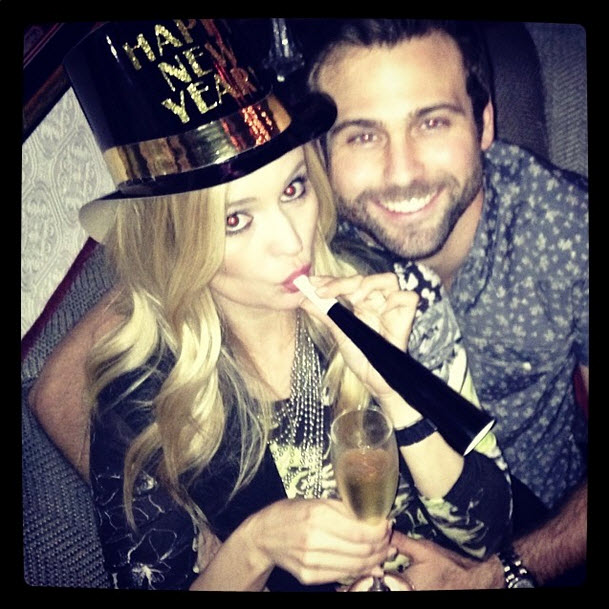 Emily Maynard Tweets About Engagement For the First Time