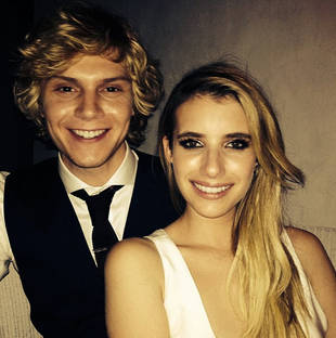 Emma Roberts Didn't Tell Family About Engagement to Evan Peters!