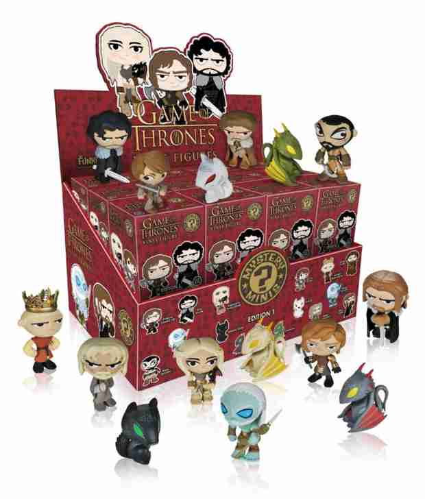 Game of Thrones: Adorable New Toys Hit Shelves Soon