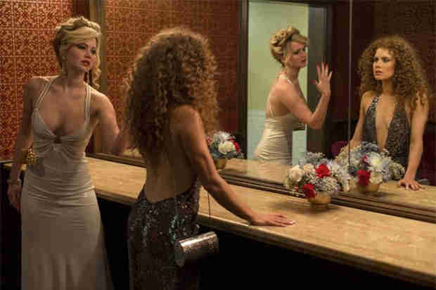 Jennifer Lawrence Ate Doritos in Her American Hustle Costume — And Almost Ruined It