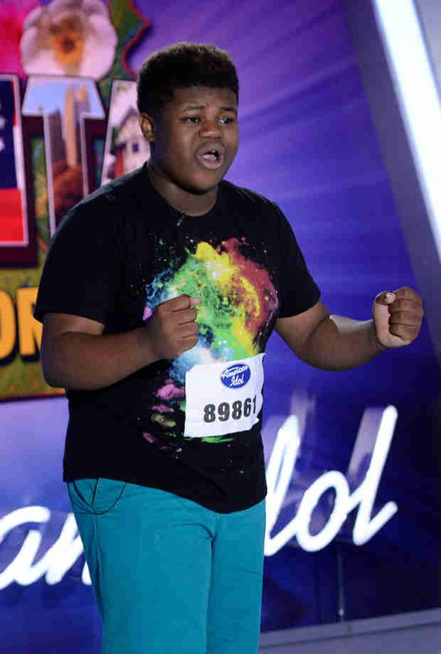 "Watch Jordan Brisbane Sing ""When I Was Your Man"" in American Idol 2014, Atlanta Auditions"