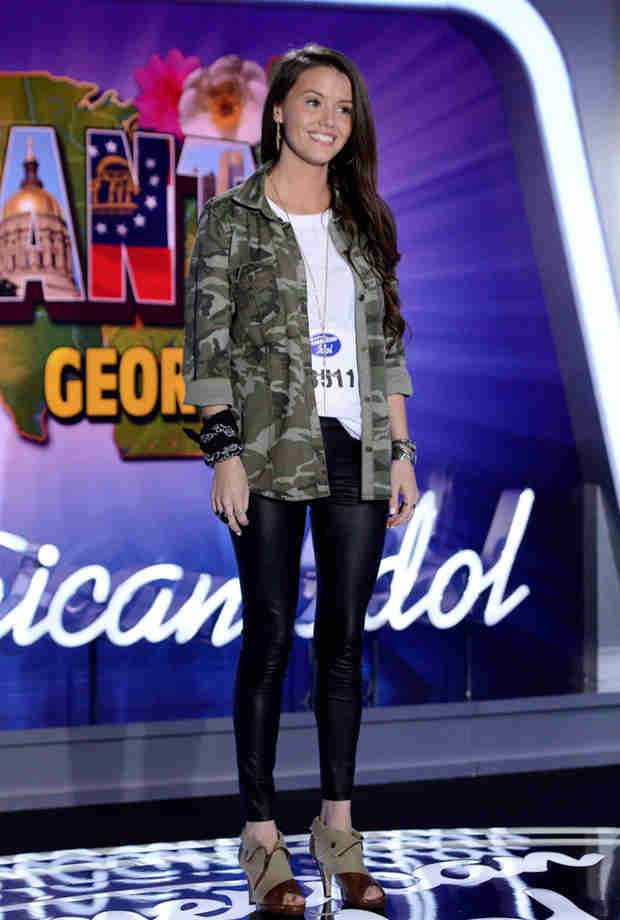Watch Kristen O'Connor and Emily Piriz Sing in American Idol 2014, Atlanta Auditions