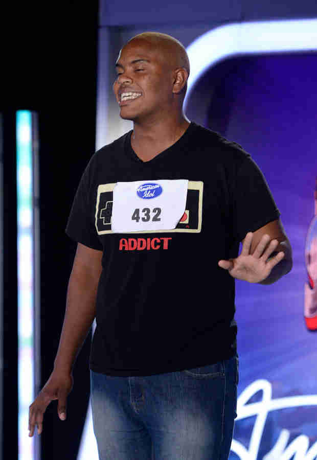 "Watch Emmanuel Zidor Sing ""I Believe in You and Me"" in American Idol 2014, San Francisco Auditions (VIDEO)"