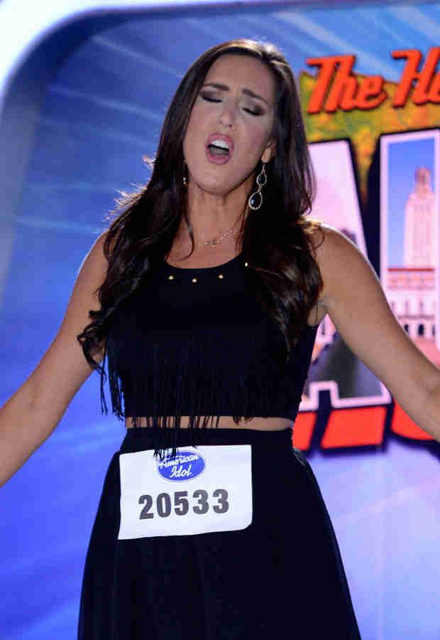 "Watch Megan Miller Sing ""Last Night"" in American Idol 2014, Austin Auditions (VIDEO)"