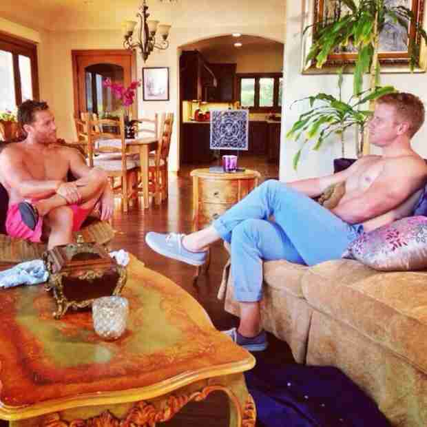 Sean Lowe Vs. Juan Pablo Galavis: Who's Got the Better Body? (PHOTO)
