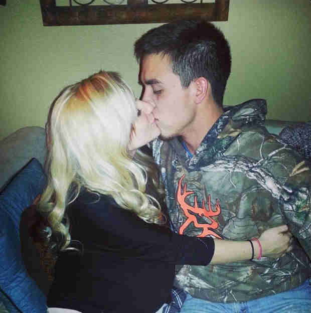 Mackenzie Douthit and Josh McKee's Sweet New Year's Eve Kiss — See It Here! (PHOTO)