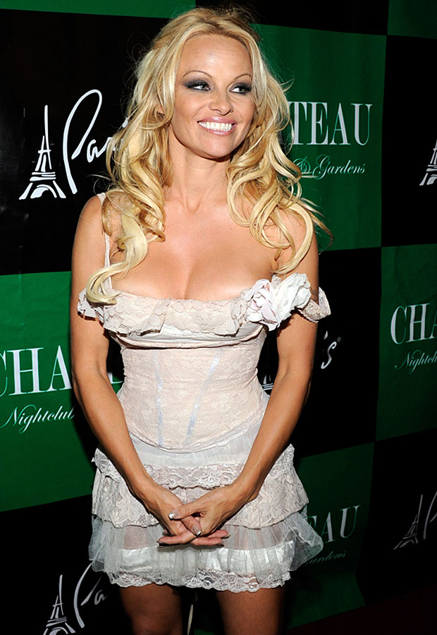 Pamela Anderson Remarries Rick Salomon — Her Former Husband of Two Months!