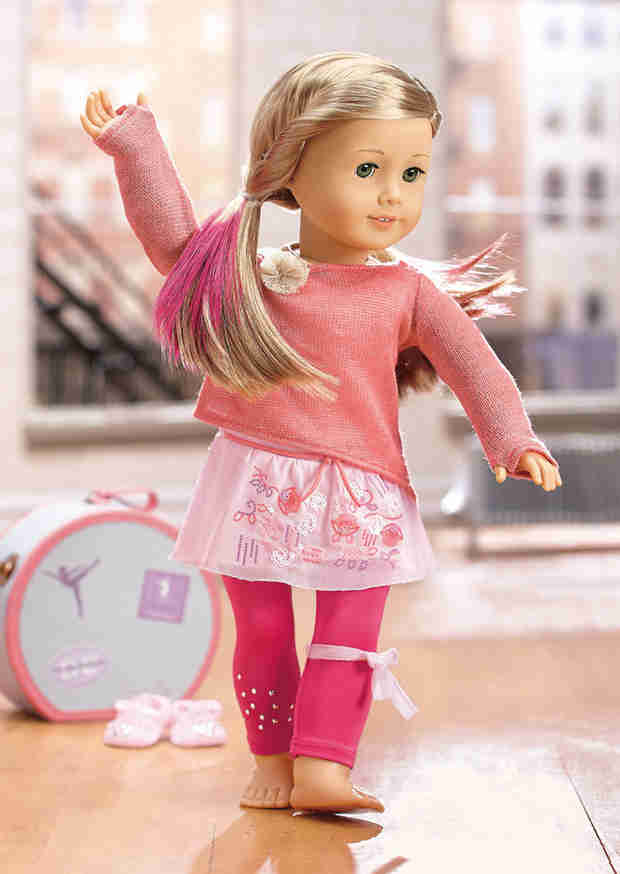 Inspiring 10-Year-Old Girl Petitions American Girl to Create a Disabled Doll