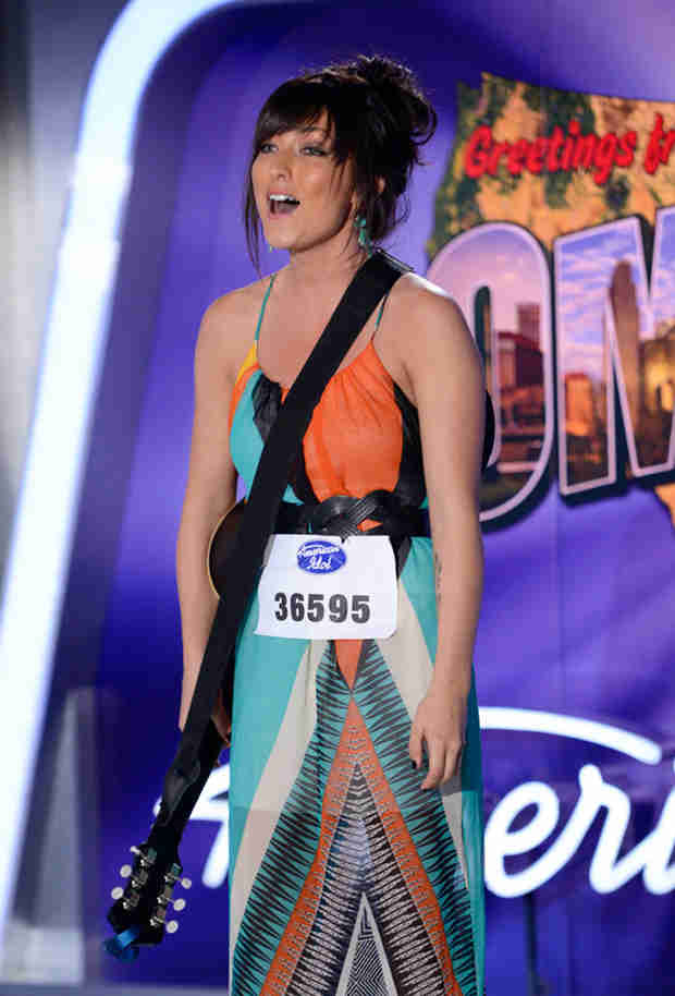 "Watch Tessa Kate Sing ""Folsom Prison Blues"" in the American Idol 2014, Omaha Auditions (VIDEO)"