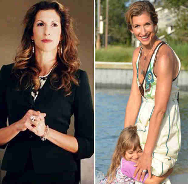 Who Is Alysia Reiner? 5 Things to Know About the Orange Is the New Black Star