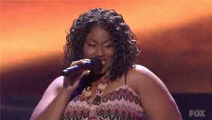 American Idol Season 5 Finalist Mandisa Wins Her First Grammy!