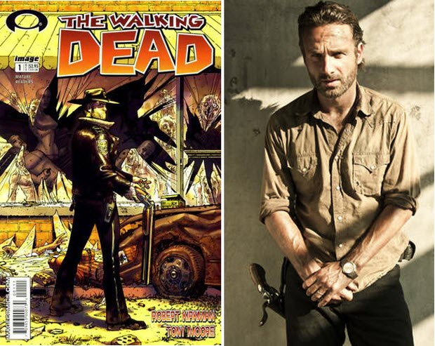 The Walking Dead Named Best-Selling Comic of 2013