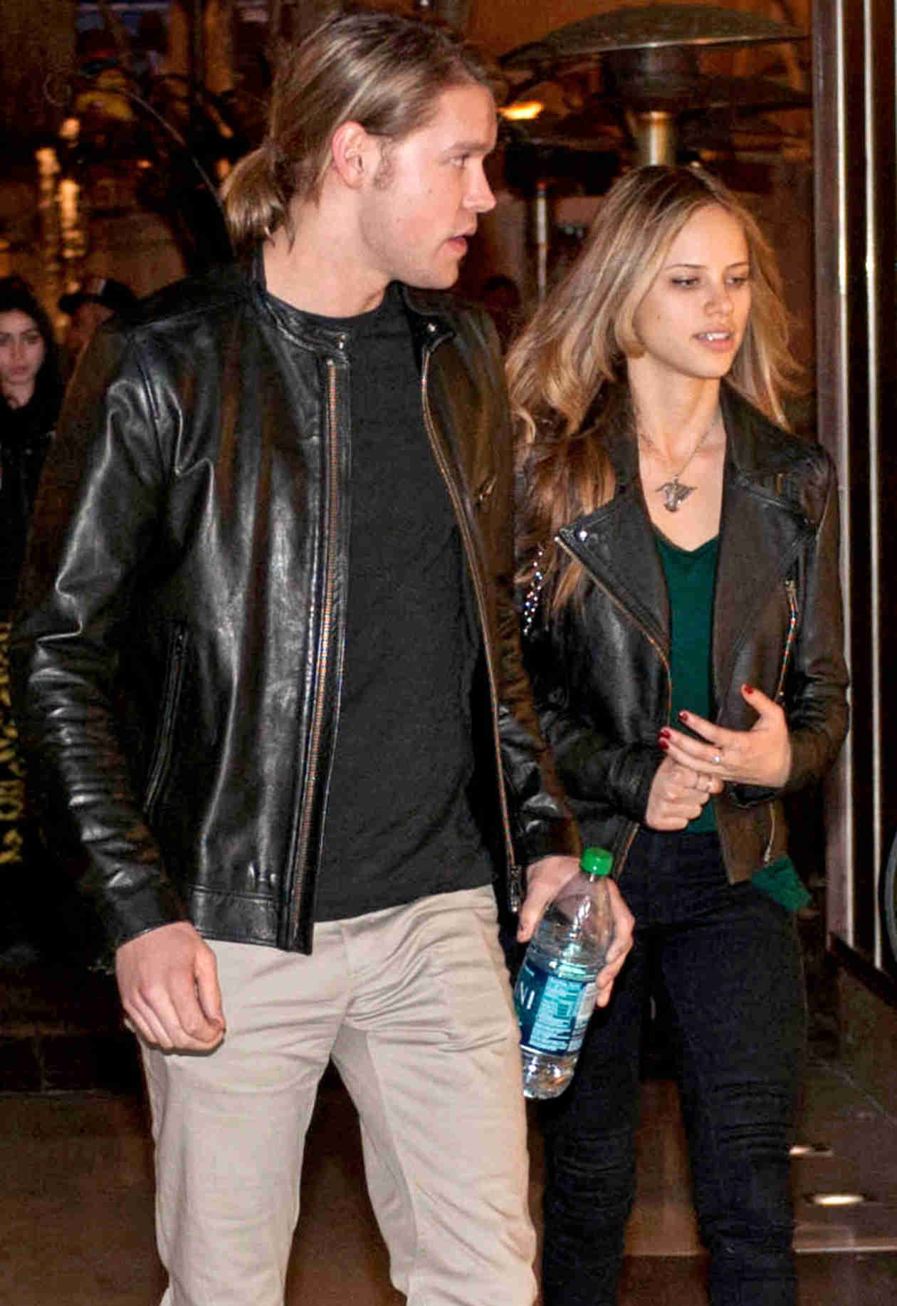 Chord Overstreet's Mystery Blonde Revealed — Who Is She?