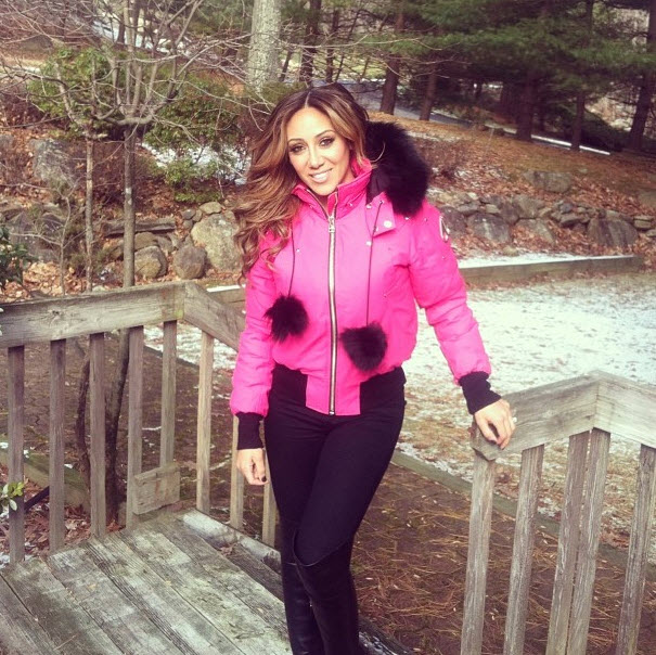 How Did the RHoNJ Ladies Stay Warm During the Snowstorm?