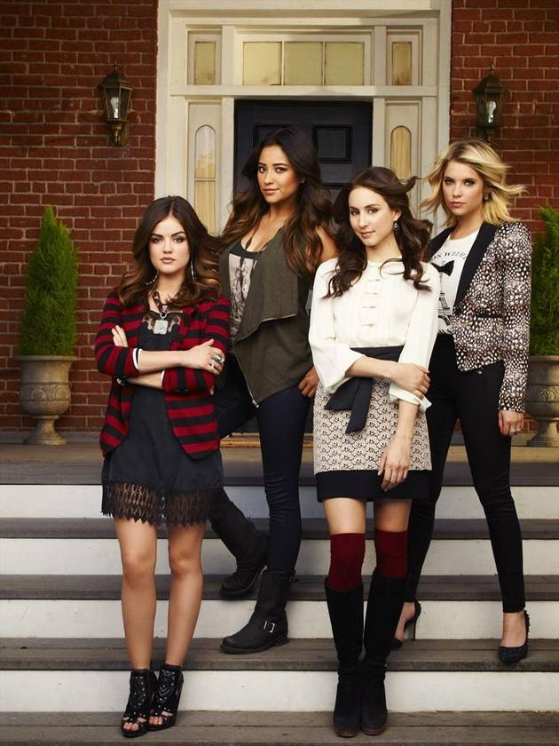 Watch Pretty Little Liars Online: How to Find the Episodes