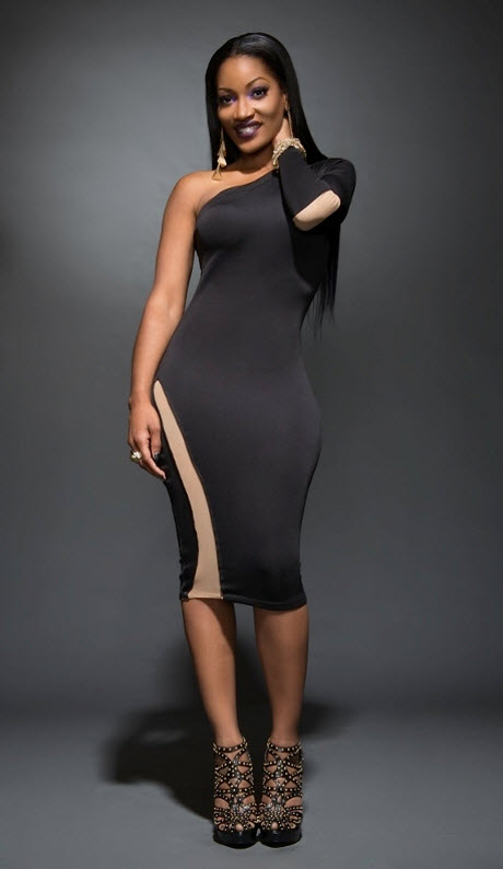 Erica Dixon Launches Klass 6 Dress Line — Get a Look at Her Fab Clothes! (PHOTOS)
