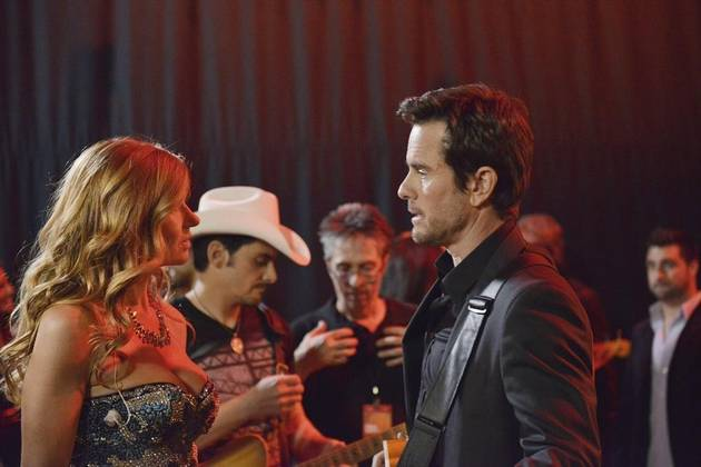 Nashville Burning Question: Will Deacon Join Rayna's Record Label, Highway 65?