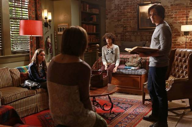 Ravenswood Winter Premiere Ratings Soar — It's #1 With Female Viewers!