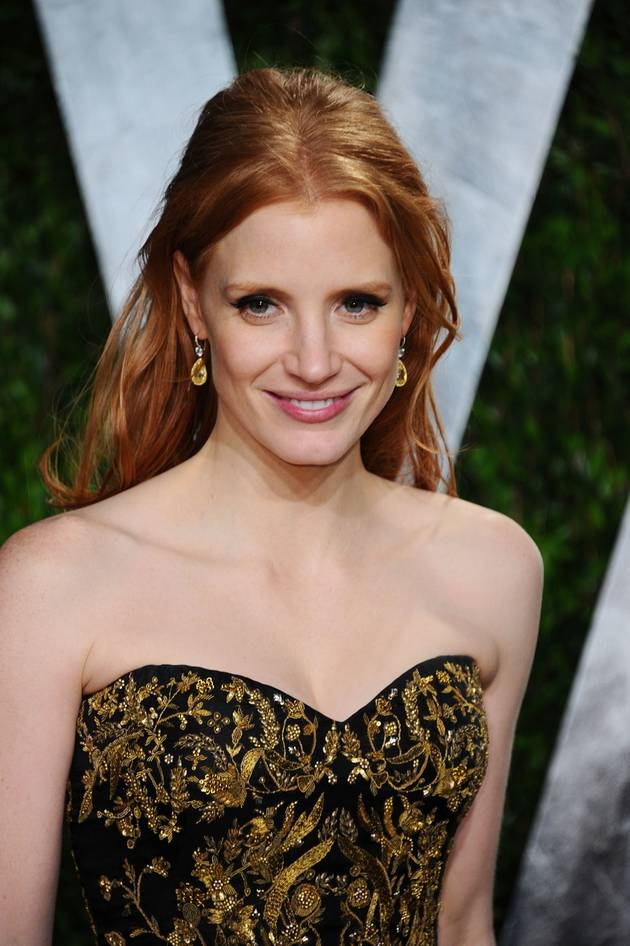 Jessica Chastain Is Brave's Princess Merida in New Disney Dream Portrait (PHOTO)