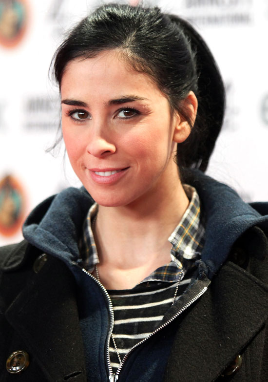 "Sarah Silverman Reveals She Did WHAT With Eddie Cibrian in a ""Terrible Movie""? (VIDEO)"